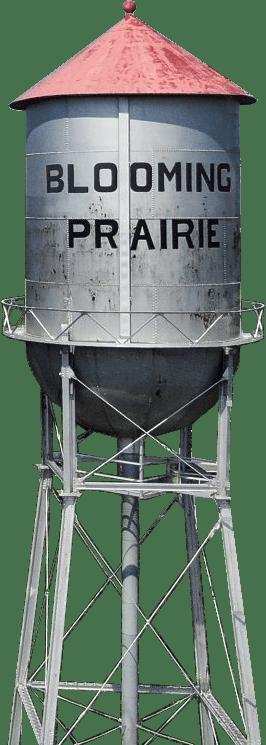 Bp Watertower 2021